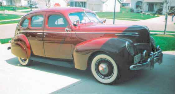 1939 Mercury Town Car Completely Red And Is In No 1 Mint Condition It Has 73 000 Orig Miles On 200 Since Restoration