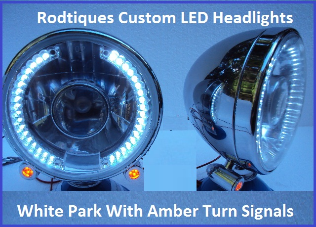 Dune Buggy Lights : Dune buggy vw bug sandrail custom kit car headlights w