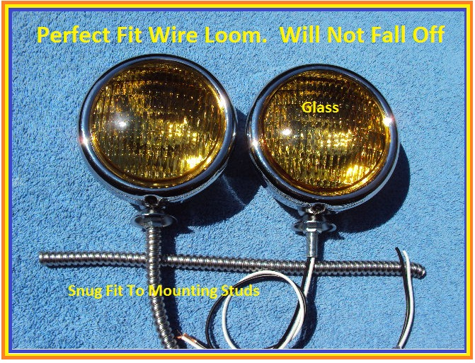 12 Volt Led Fog Lights : Volt watt fog light wiring harness get free image